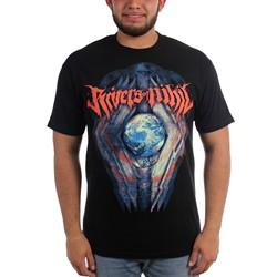 Rivers of Nihil - Mens Globe T-Shirt