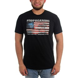 Propagandhi - Mens Today's Empires Tomorrow's Ashes T-Shirt