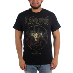 Behemoth - Mens The Satanist Cover Art T-Shirt