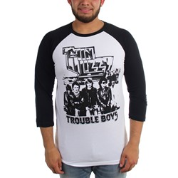 Thin Lizzy - Mens Trouble Boys T-Shirt