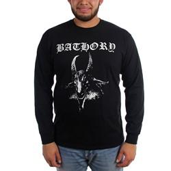 Bathory - Mens White Goat T-Shirt