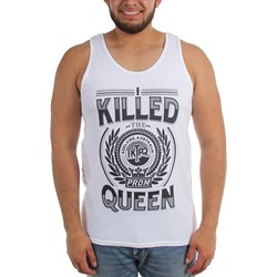 I Killed The Prom Queen - Mens Logo Crest Tank Top