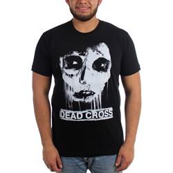 Dead Cross - Mens Face T-Shirt