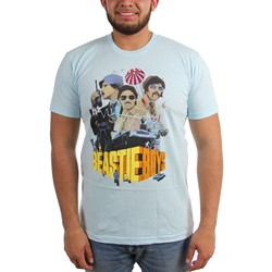 Beastie Boys - Mens Criterion Collection T-Shirt
