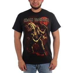 Iron Maiden - Mens Benjamin Breeg  T-Shirt