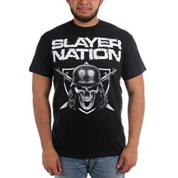 Slayer - Mens Slayer Nation T-Shirt