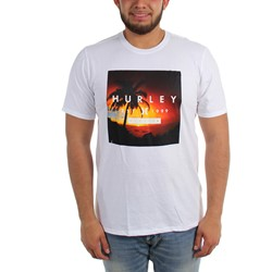 Hurley - Mens Freddy Booth T-Shirt