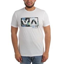 RVCA - Mens Ashbury Balance Box T-Shirt