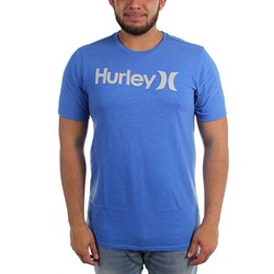 Hurley - Mens One & Only Color T-Shirt