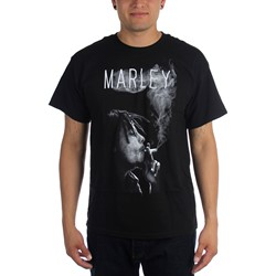 Bob Marley - Mens Blunt Smoke T-Shirt