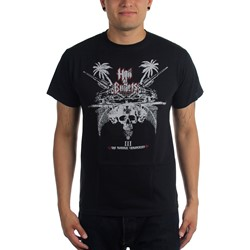 Hail Of Bullets - Mens III The Rommel Chronicles T-Shirt
