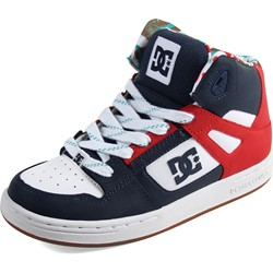 DC- Boys Rebound Se Hi Top Shoes
