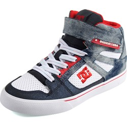 DC - Boys Spartan High Se High Top Shoes