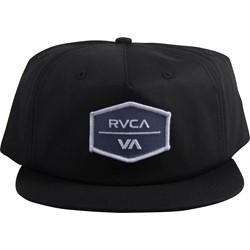 RVCA - Mens Encore Five Panel Snapback Hat