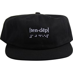 10 Deep - Mens Phonetics Snapback Hat