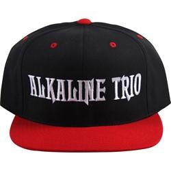 Alkaline Trio - Logo Snapback Hat