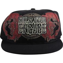 Killswitch Engage - Dragon Crest Baseball Hat In Black