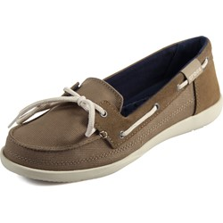 Crocs - Womens Walu Boat Shoe Slip On Shoes