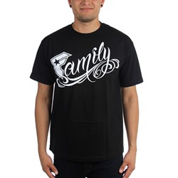 Famous Stars and Straps - Mens Big Family T-Shirt
