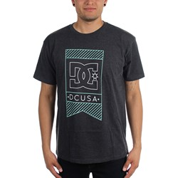 DC - Mens Pennant Star T-Shirt