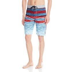 Hurley - Mens P30 Ripple Boardshorts