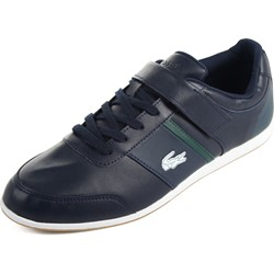 Lacoste - Mens Embrun Rei Spm Leather/Synthetic Sneakers