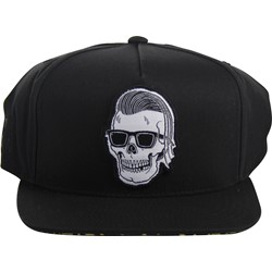 Rebel8 - Mens Sleeze Snapback Hat