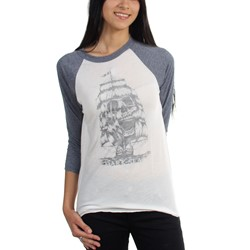 Dark Seas - Womens Windless Raglan