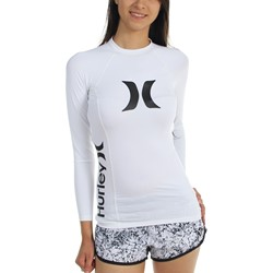 Hurley -  Juniors One & Only LS Rash Guard