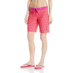 Hurley - Womens Phantom Printed Boardshorts