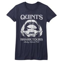 Jaws - Womens Shark Tours T-Shirt