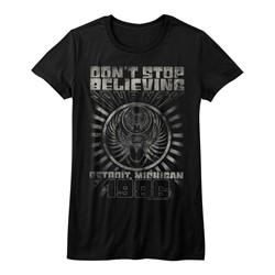 Journey - Womens Detroit T-Shirt