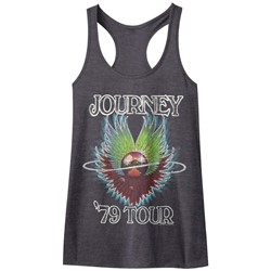 Journey - Womens 1979 Racerback Tank Top