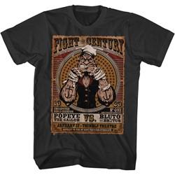 Popeye - Mens Fight Of The Century T-Shirt