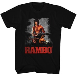 Rambo - Mens 3 Way T-Shirt