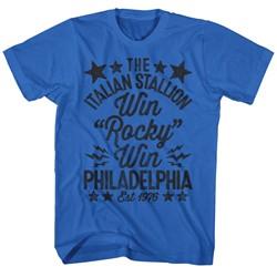 Rocky - Mens Win Handmade T-Shirt