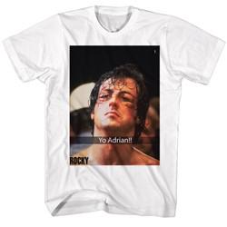 Rocky - Mens Yo Adrian Snap T-Shirt