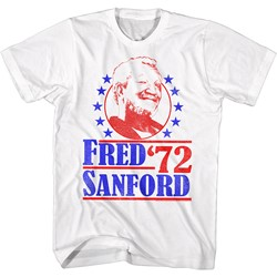 Redd Foxx - Mens Vote For Fred T-Shirt