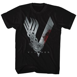 Vikings - Mens Logo T-Shirt