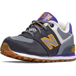 New Balance - unisex-baby 574 Weekend Expedition Shoes