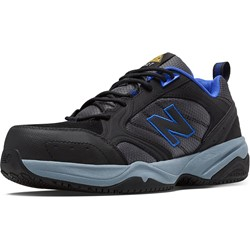 New Balance - Mens Steel Toe 627 Suede Shoes