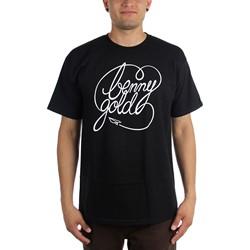 Benny Gold - Mens Classic Script T-Shirt