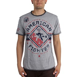 American Fighter - Mens Massachusetts Reversible T-Shirt