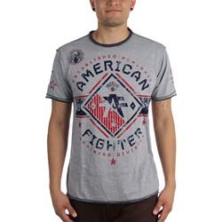 American Fighter - Mens Massachusetts Reversible T-Shirt