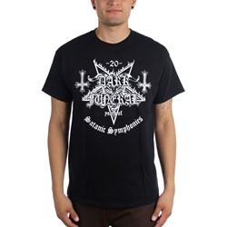 Dark Funeral - Mens Satanic Symphonies T-Shirt