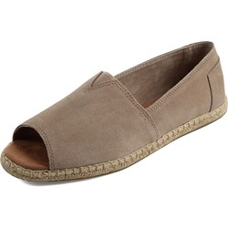 Toms - Womens Alpargata Open Toe Shoes