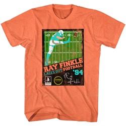 Ace Ventura - Mens Ray Finkle Football T-Shirt