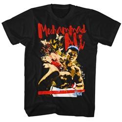Muhammad Ali - Mens Butterflybee T-Shirt