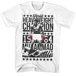 Muhammad Ali - Mens Sixfourchamp T-Shirt