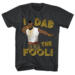 Mr. T - Mens Dab The Fool T-Shirt